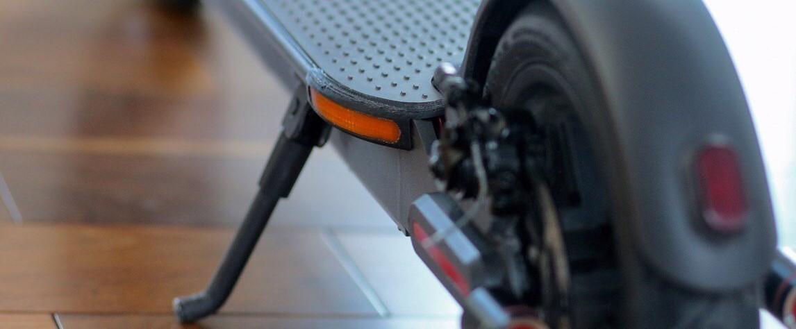 La solution clignotants pour trotinette M365 sans soudure ! Rendez vous visible, soyez en sécurité !